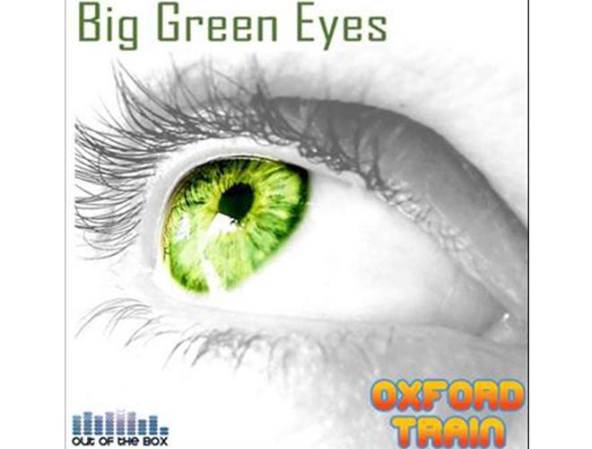 Oxford Train-Big Green Eyes