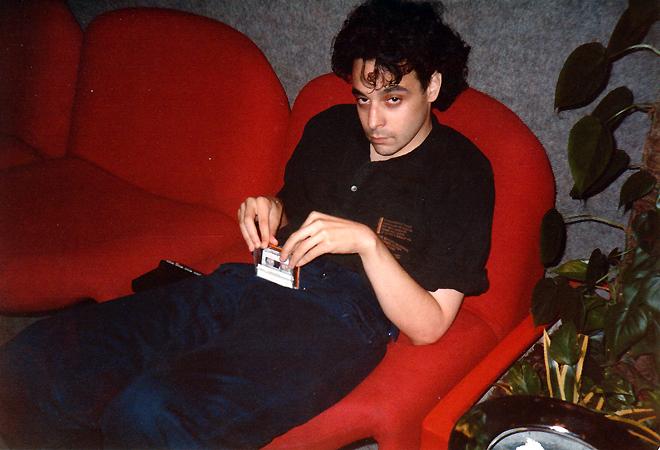 Jules Shear at AIR Studios, London