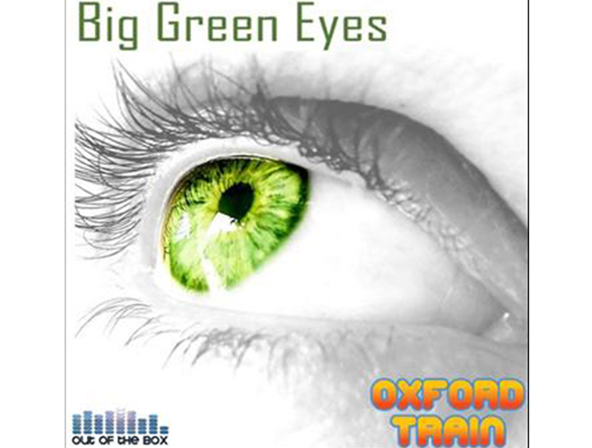 Oxford Train-Big Green Eyes
