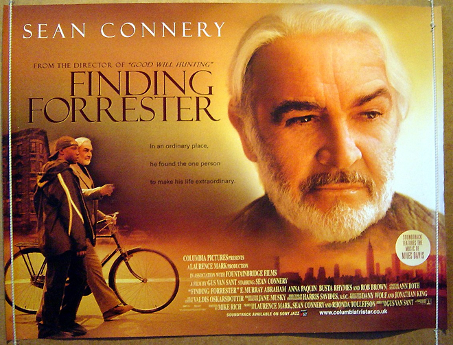 Finding Forrester - Columbia Pictures