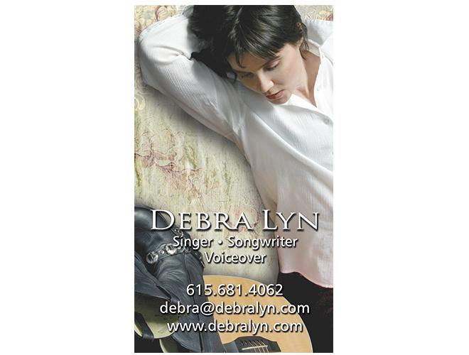 Debra Lyn - Business Card