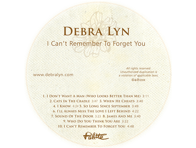 Debra Lyn - CD