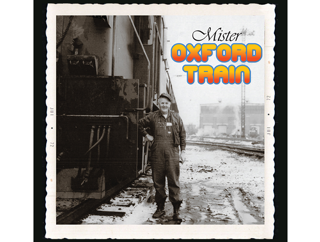 Mister Oxford Train