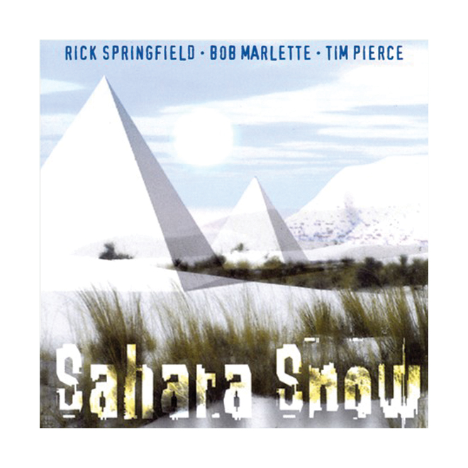 Sahara Snow
