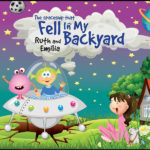 Ruth and Emilia - The Spaceship That Fell In My Backyard- Jeff Silverman - Palette Music Studio Productions