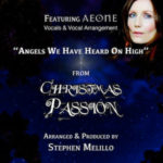 "Stephen Melillo & Aeone - ""Angels We Have Heard On High"" - Jeff Silverman - Palette Music Studio Productions"